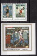 SYRIA  -  SYDNEY 2000 OLYMPIC GAMES  O602 - Sommer 2000: Sydney - Paralympics