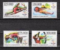 TURKEY  -  SYDNEY 2000 OLYMPIC GAMES  O607 - Sommer 2000: Sydney - Paralympics