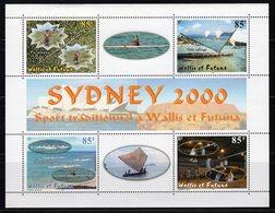 WALLIS & FUTUNA  -  SYDNEY 2000 OLYMPIC GAMES  O613 - Sommer 2000: Sydney - Paralympics