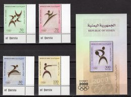 YEMEN  -  SYDNEY 2000 OLYMPIC GAMES  O615 - Sommer 2000: Sydney - Paralympics