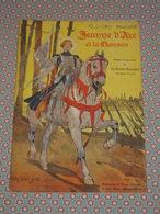 Revue La Bonne Chanson Hors-série 1911 JEANNE D'ARC Et La Chanson - Couverture Jobbé-Duval - Th. Botrel - Livres, BD, Revues