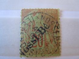 Nossi Be Coté 85 E - Nossi-Be (1889-1901)
