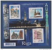 2015-N°F 4938**(4938/4941) RIGA - France