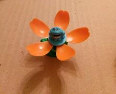 FLOWER FROGG/GRENOUILLE - Unclassified