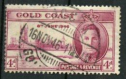 Gold Coast 1946 4p  Peace Issue #129 - Gold Coast (...-1957)