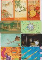 LOT MACAU - Phonecards