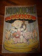 1953 NOUNOUCHE Foraine,   Texte Et Dessins De DURST - Books, Magazines, Comics