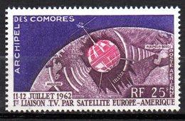 Col 8 : Comores Neuf XX MNH  PA N° 7 Cote 6,00 € - Poste Aérienne