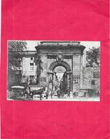CARCASSONNE - 11 -La Porte Des Jacobins - Attelage 1er Plan - LYO86/ROUIL - - Carcassonne