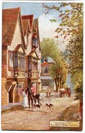 CPA - Carte Postale - Royaume-Uni - Picturesque Essex - The King's Head - Chigwell - 1907 (CP2193) - England