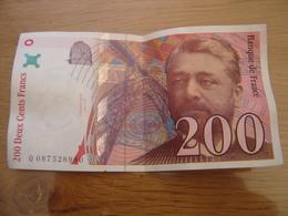 Billet 200 Francs Gustave EIFFEL 1997 F060694515 - 200 F 1995-1999 ''Eiffel''
