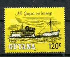 Guyana 1983 120c  River Steamers Issue  #663 - Guyana (1966-...)