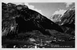 PRALOGNAN  Lot De 7 Cartes Très Belles Vues Et Photos ( Mais Dos Irrécupérables Cartes Décollées D'un Album) - Pralognan-la-Vanoise