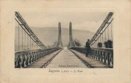 H116 - 01 - LAGNIEU - Ain - Le Pont - Francia