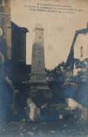 H116 - 01 - SAINTE-JULIE - Ain - Monument Commémoratif élevé Par La Commune De Sainte-Julie à Ses Enfants Mort Pour La.. - France