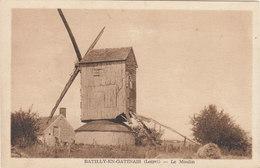°°°°°  45   BATILLY EN GATINAIS / LE MOULIN A VENT / WINDMILL      °°°°°    ////   REF. AVRIL 18  ////   N° 6307 - France