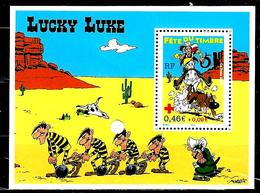 FRANCE BF55** Fête Du Timbre 2003 Lucky Luke - Sheetlets