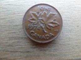 Canada  1  Cent  1974  Km 59 - Canada