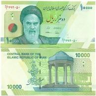 Iran - 10000 Rials 2017 UNC Ukr-OP - Iran