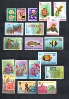 Indonésie Belle Petite Collection Neufs * 1970/1975. Bonnes Valeurs. B/TB. A Saisir! - Indonesien