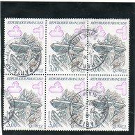 FRANCE   6 Timbres Se Tenant 3,00 F    1986   Y&T: 2430   Oblitérés - France