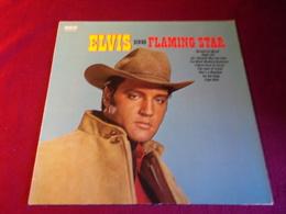 ELVIS  PRESLEY    °°   FLAMING STAR - Vinyl Records