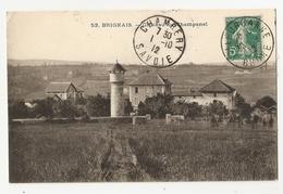 69 Brignais, Chateau De Champanel (1417) - Brignais