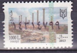 Timbre Fiscal Neuf** 1000 L - Liban 2013 - Lebanon
