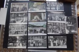 Cp Vichy Lot 25 Cartes Sources - Vichy