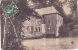 CPA - Env Du Camp De Mailly - Le Moulin De Trouan - Mailly-le-Camp