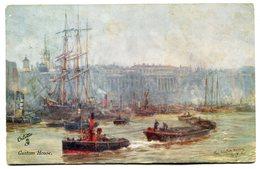 CPA - Carte Postale - Royaume Uni - Custom House - 1907 (CP2208) - United Kingdom
