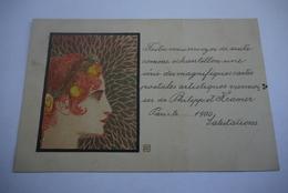 PHILIPP  ET  KRAMER - Illustrateurs & Photographes