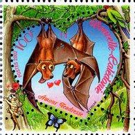 New Caledonia - 2002 - Happy Saint Valentine - Mint Stamp - New Caledonia