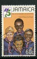 Jamaica 1982 60c Scouting Issue  #530 - Jamaica (1962-...)