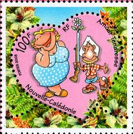 New Caledonia - 2003 - Happy Saint Valentine - Mint Stamp - New Caledonia