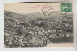CPA DECAZEVILLE (Aveyron) - Vue Générale - Decazeville