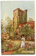 CPA - Carte Postale - Royaume Uni - Picture Essex - Theydon Garnon Church - 1907 (CP2211) - Other