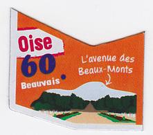 Magnet Le Gaulois - Oise 60 - Magnets