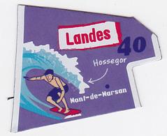 Magnet Le Gaulois - Landes 40 - Magnets