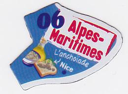 Magnet Le Gaulois - Alpes-Maritimes 06 - Magnets