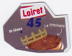 Magnet Le Gaulois - Loiret 45 - Magnets