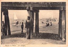 Marina Di Massa_La Spiaggia- Originale Al 100% - Massa