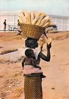 Afrique > BENIN Porteuse De Pains (bébé Enfant)  (S.A.P.E.C  Photo Hazoume 80/267) *  PRIX FIXE - Benin