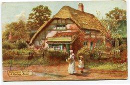 CPA - Carte Postale - Royaume Uni - Picturesque Berkshire - A Village Shop - 1907 (CP2215) - Altri
