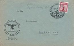 Beleg Brief DR Deutsches Reich - O Saybusch 1941 - NSDAP Kreisleitung Schlesien - Covers & Documents