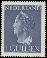 Netherlands 1946 1g Wilhelmina Unmounted Mint. - 1891-1948 (Wilhelmine)