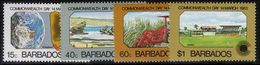Barbados 1983 Commonwealth Day Unmounted Mint. - Barbados (1966-...)