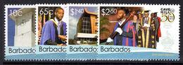 Barbados 2014 University Of The West Indies Unmounted Mint. - Barbados (1966-...)