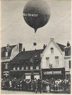 HENIN LIETARD Départ Du Ville D' Hénin Liétard 1960 - Non Classés