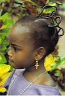 Afrique > BENIN Beninoise (coiffure Jeune Fille)  (S.A.P.E.C  Photo Hazoume 8694-E84H ) *  PRIX FIXE - Benin